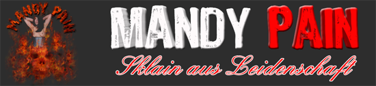 "We start our own production SM ""Mandy Pain ""."